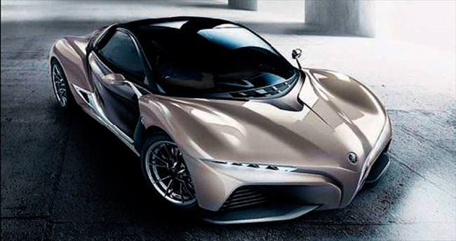 Yamaha otomobil üretti