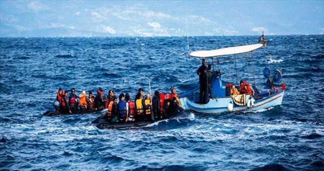 Ege'nin iki yakasında göçmen faciası: 15 ölü