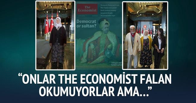 Onlar The Economist okumuyorlar falan ama...
