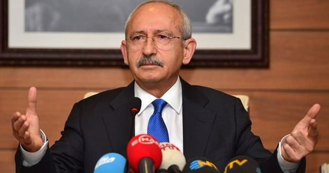 Kılıçdaroğlu'na istifa çağrısı