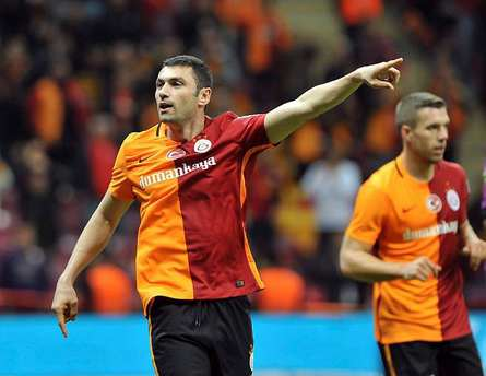 Galatasaray Benfıca'ya hazır