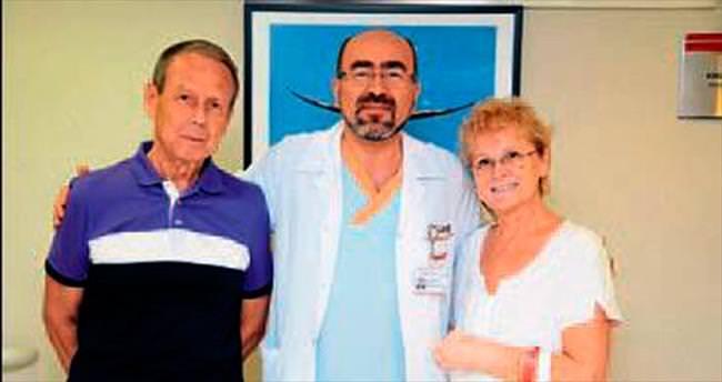 Rumen hasta şifayı Antalya'da buldu