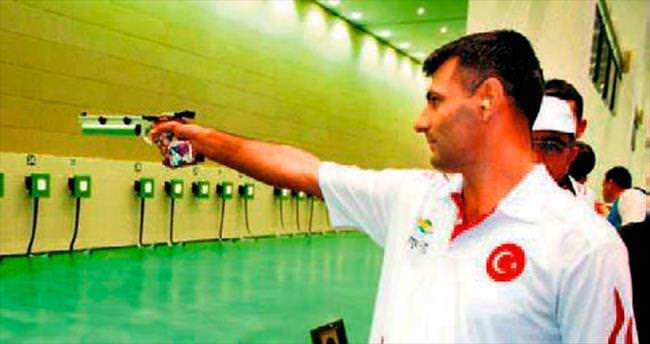 Atıcılıkta Rio için tam isabet
