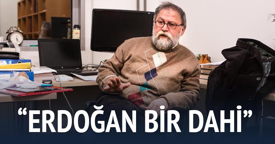 Ali Nesin'den CHP'lileri kızdıracak açıklamalar