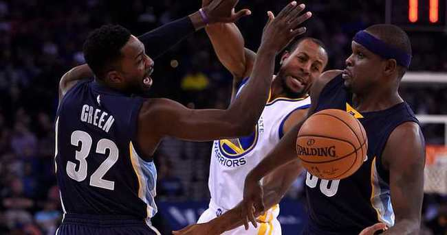Warriors'tan 50 sayı fark