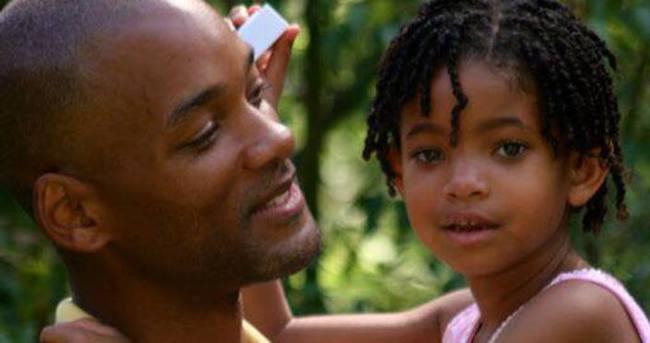 Will Smith'ten kızına duygusal mesaj
