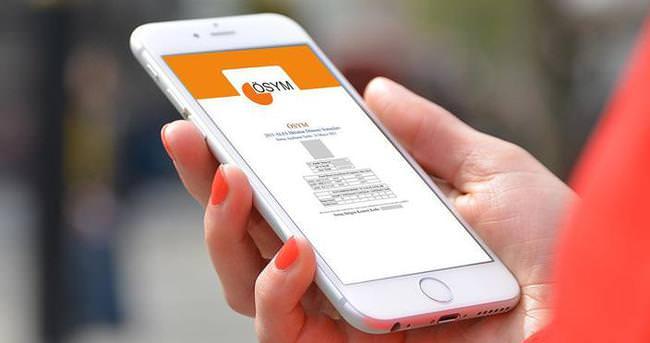 ÖSYM Mobil uygulaması geliyor! ÖSYM sınav sonuçları artık cepte!