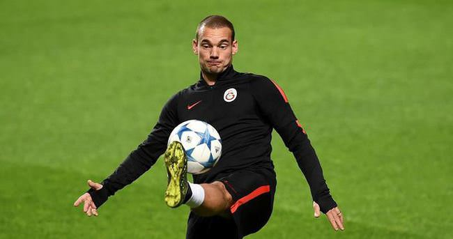 Sneijder gol atarsa tarih yazacak