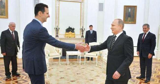 Esad ve muhalifler haftaya bir araya gelebilir!