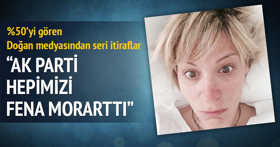 Ayşe Arman itiraf etti: AK Parti hepimizi morarttı