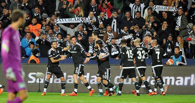 Beşiktaş, Başakşehir ile stat anlaşmasını uzattı
