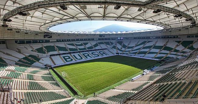 Timsah Arena, Federasyonu bekliyor