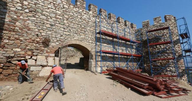 'Kültür Mirası'nda restorasyon zamanı