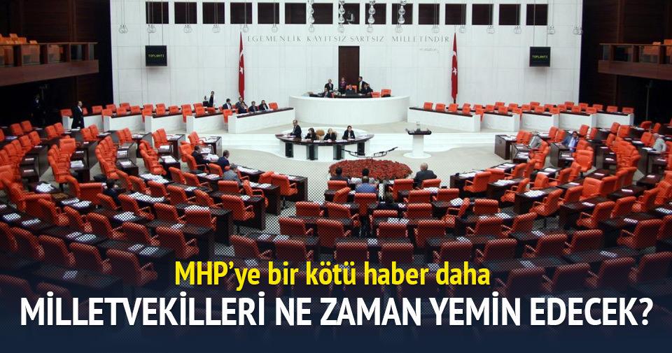 Milletvekilleri ne zaman yemin edecek?