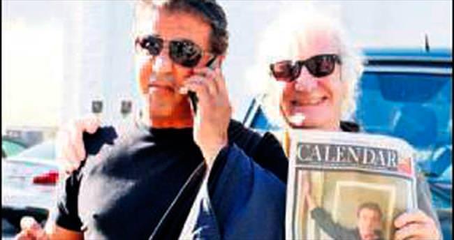 Stallone'ye yapımcı şakası