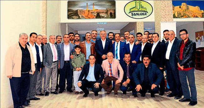 AK Parti vekili Yüksel'den ilk teşekkür ŞANLIDER'e