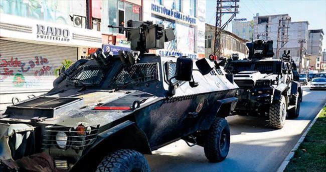 Bitlis'te PKK'ya yönelik operasyon