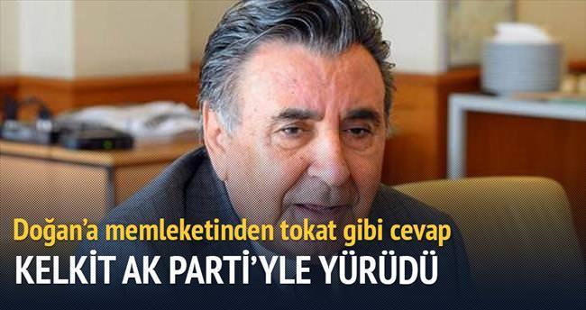 Kelkit AK Parti'yle yürüdü