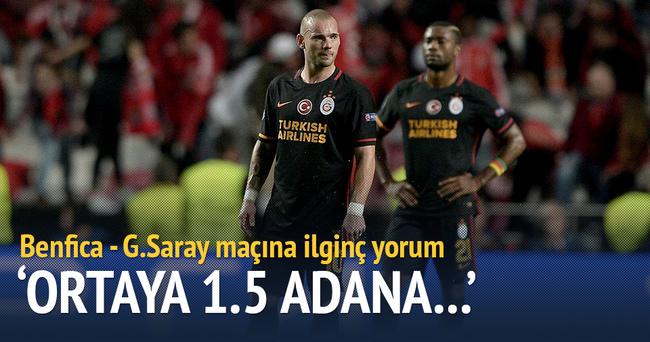 Yazarlar Benfica-Galatasaray maçını yorumladı