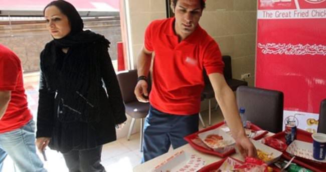 İran'da açılan Türklere ait helal fast food bir gün sonra kapatıldı