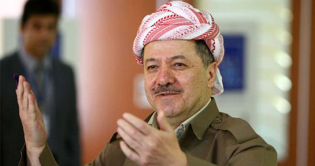 Barzani'den Erdoğan'a 1 Kasım tebriği