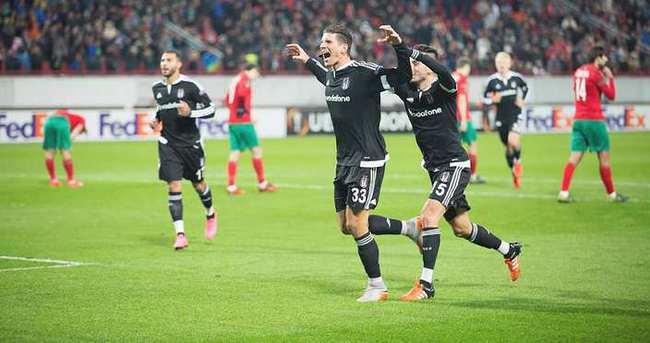 Beşiktaş - Lokomotiv Moskova maçı ne zaman saat kaçta hangi kanalda?