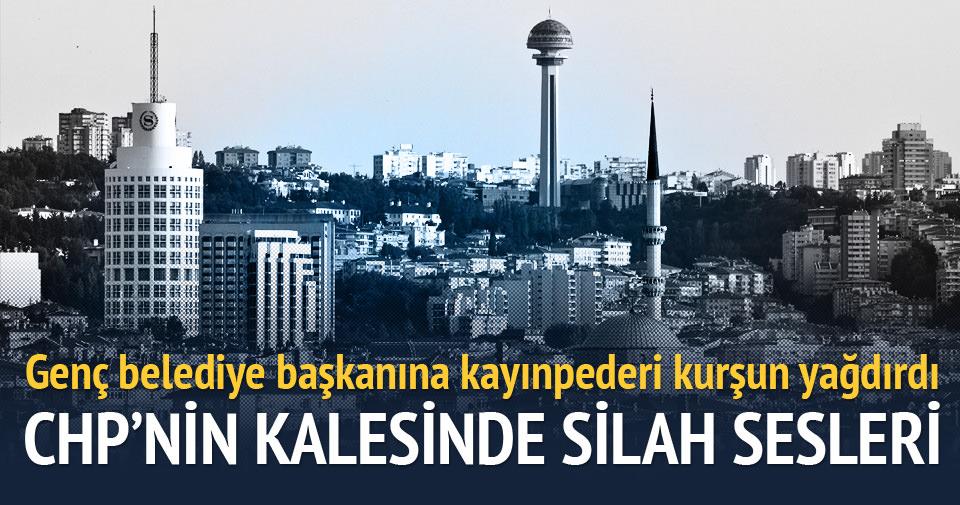 CHP'li Çankaya Belediye Başkanı'nı kayınpederi kurşunladı