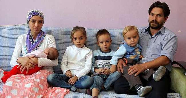 4 çocuğu var ama nüfus kaydı yok