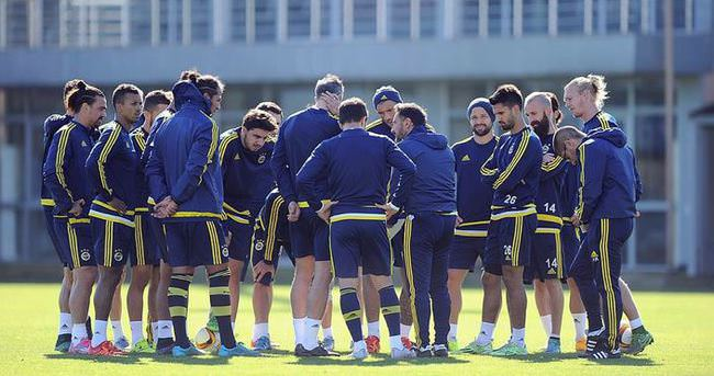 İşte Fenerbahçe'nin Ajax kadrosu