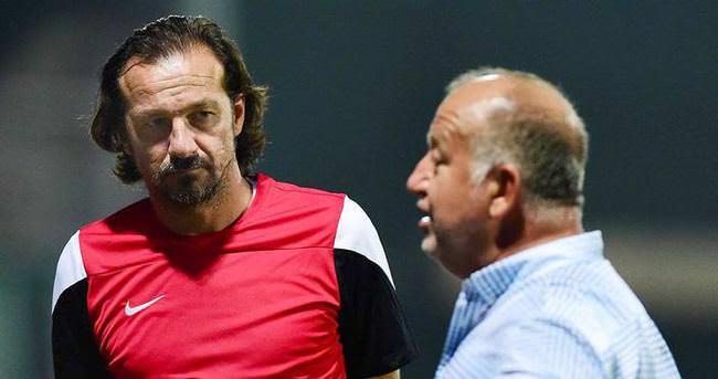 Antalyaspor'da Yusuf Şimşek için karar verildi