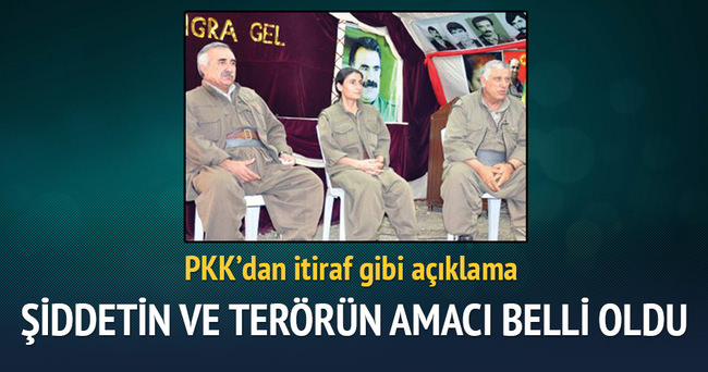 PKK'dan açıklama: HDP sayemizde barajı geçti