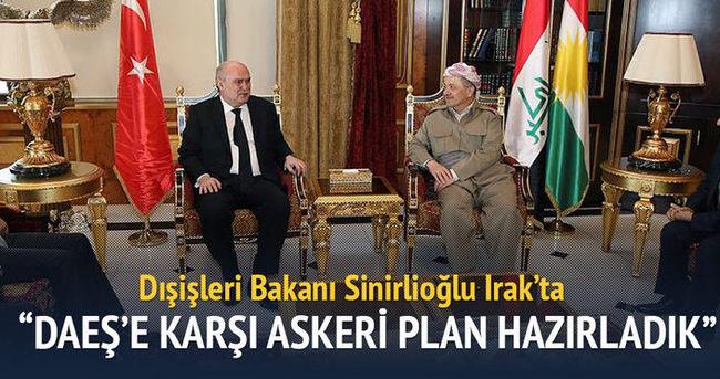 DAEŞ'e karşı askeri plan hazırladık