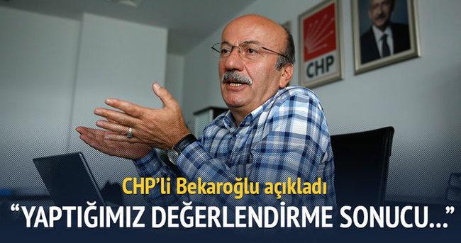 CHP MYK sonrası olağanüstü kurultay açıklaması