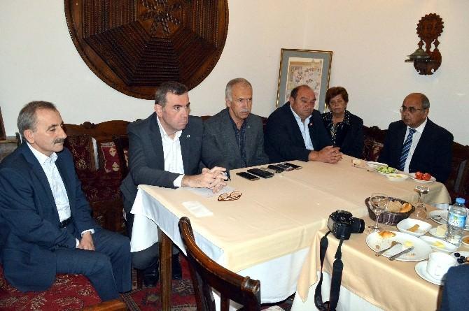 Çelebioğlu, 1 Kasım Genel Seçimlerini Değerlendirdi