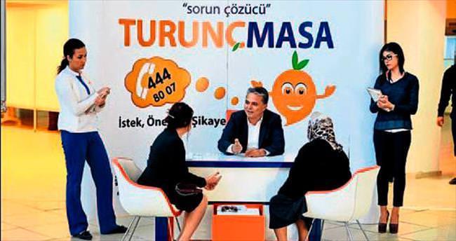 Başkan Uysal'dan turunç buluşma