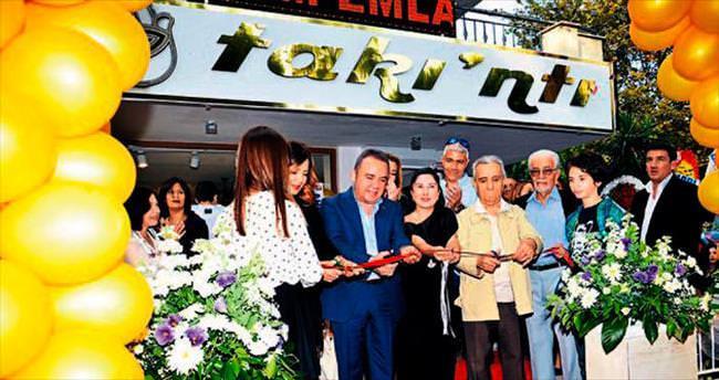 Antalya'nın 'TAKI'NTI'sı