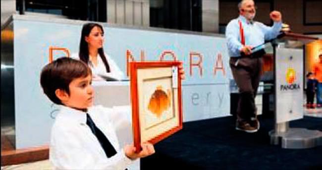 'Çocuklar için resim' Bilkent Sanat'ta