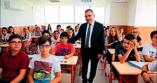 Başkan Çelikcan: Her şeyin başı eğitim
