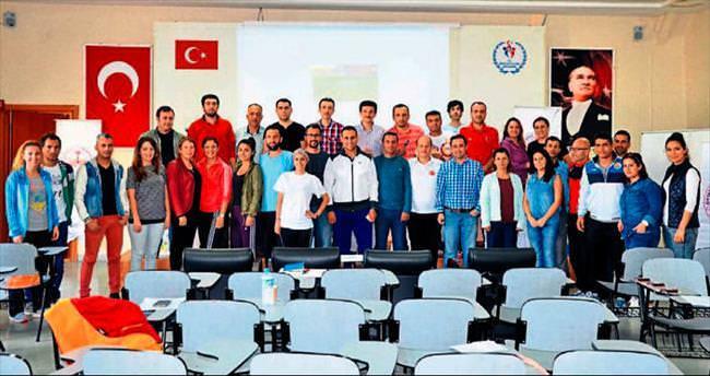 Adana'da Oryantiring Hakem Kursu tamamlandı