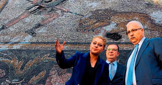 Germanicia'da kazı çalışmaları sürüyor