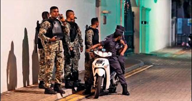 Maldivler'de 30 gün OHAL ilan edildi