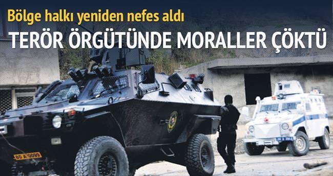PKK'yı panik sardı