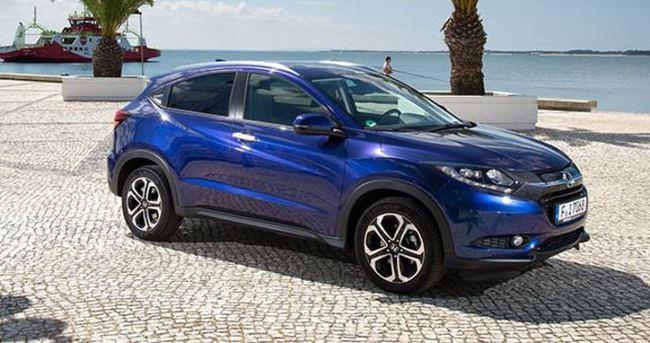 Honda HR-V ve Jazz beş yıldız aldı