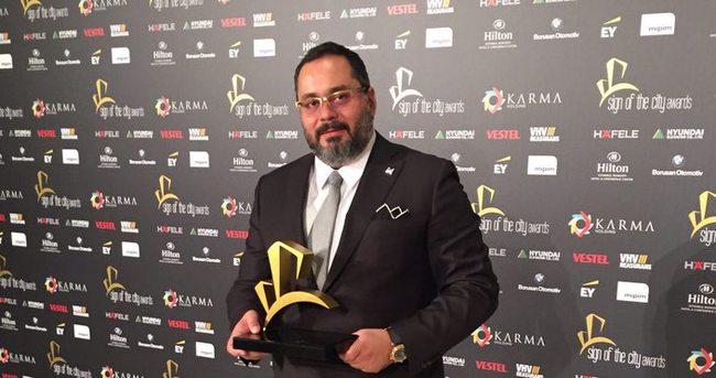 En iyi dönüşüm projesi ödülü Concord İstanbul'un