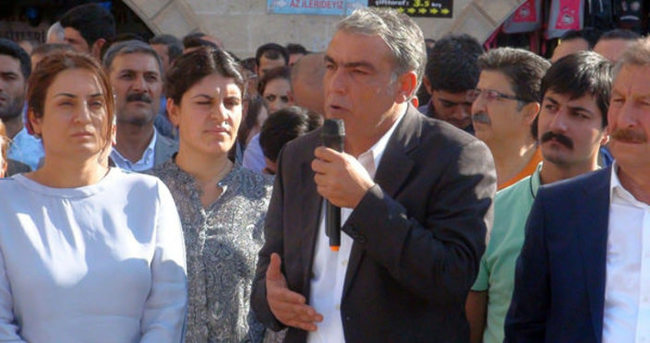 HDP'li vekile büyük şok