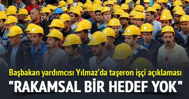 'Kadroya alınacak taşeron işçi sayısı henüz belirlenmedi'