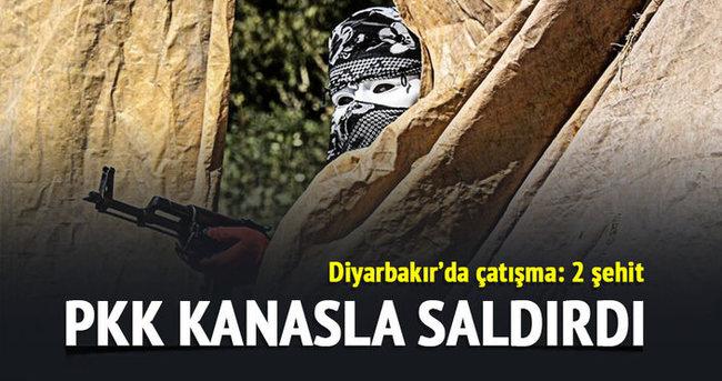 Diyarbakır'da 2 şehit