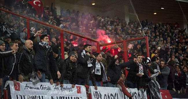 Beşiktaş taraftarları için karar verildi
