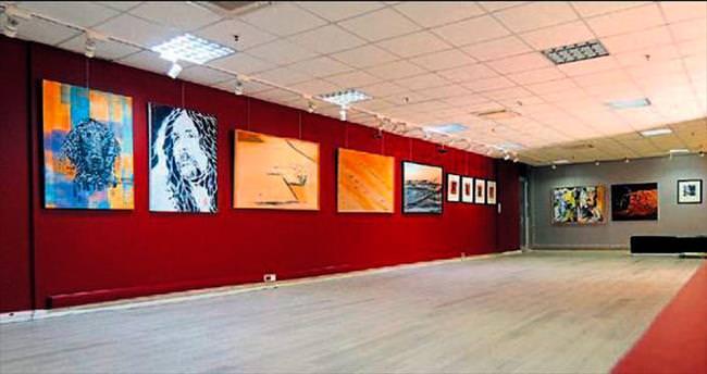 İZDÜŞÜM-A Sergisi Başkent Ankara'da