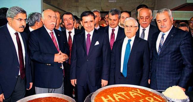 'Hatay Günleri' Ankara'da başladı